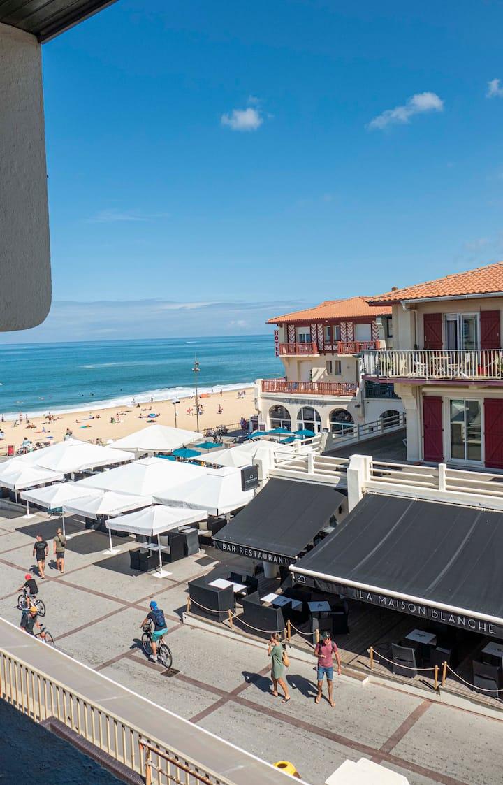 Appartement vue océan - 2 chambres