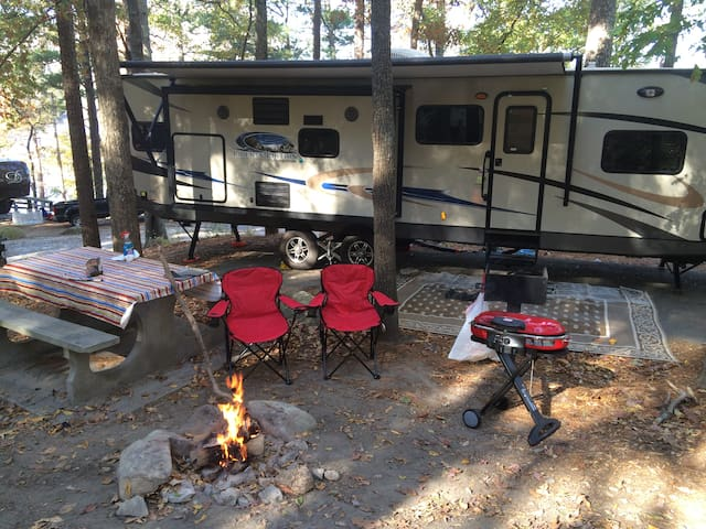 Home Away Home- Luxury meets Technology in an RV