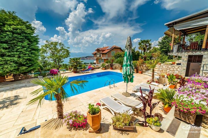 Family Private Villa