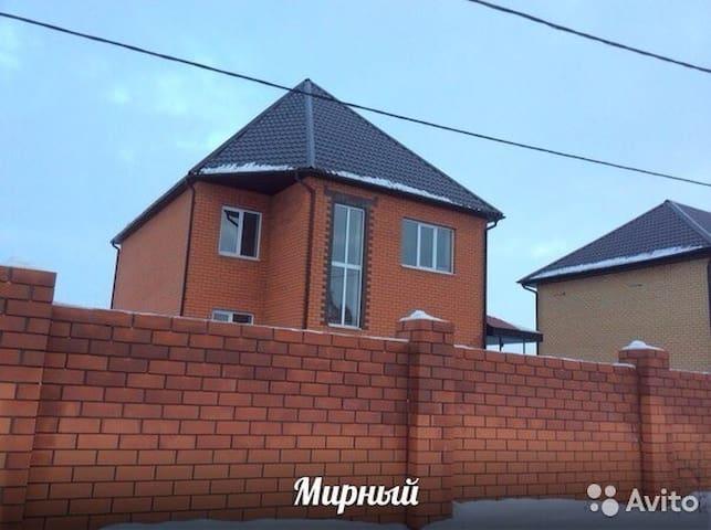 Дом в черте города,236 кВ.м)20 мин езды до центра