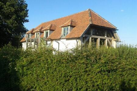 Beautiful New Forest Oak Cottage (6 Adults +Kids) - Hus