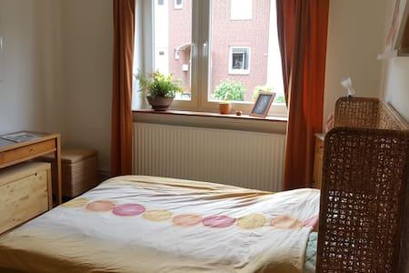 Kleine Wohlfühlinsel in St. Jürgen - Appartement