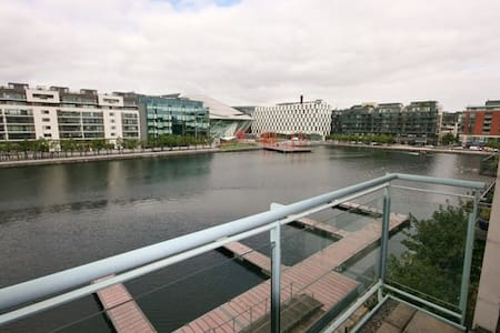 Great double bedroom in Grand Canal - Dublin