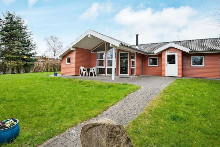 Seclusive Holiday Home in Jutland near the Sea