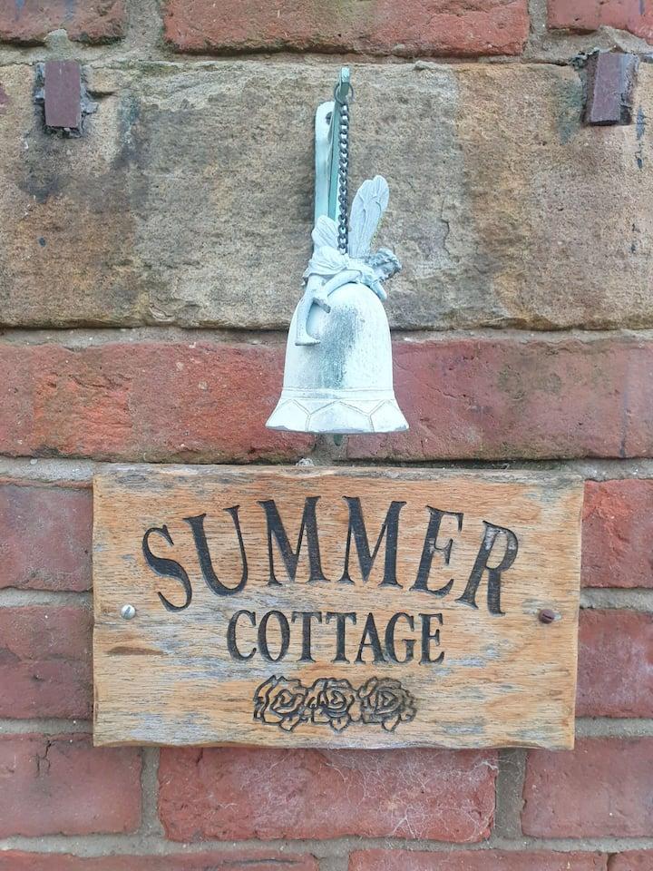 Summer Cottage Shippon on the Fylde Coast