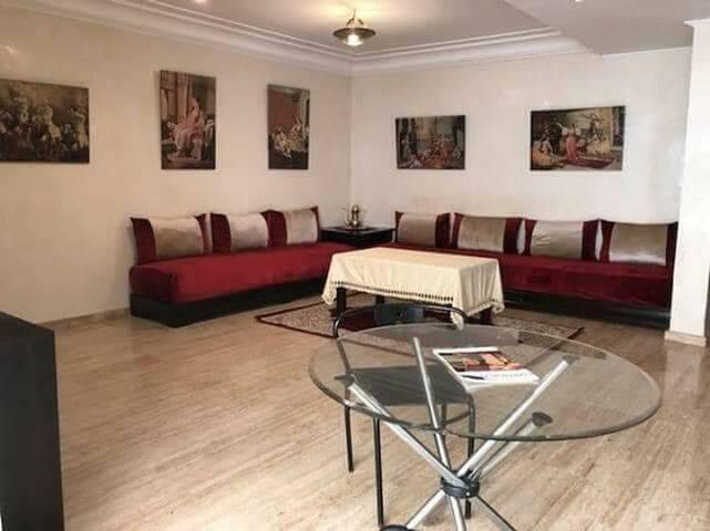 Appartement Orientaliste II Orientalist Flat