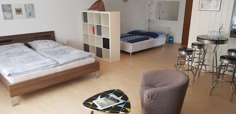 タウナスの美しく静かなアパート