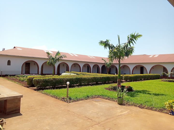 St catherine Monastery Retreat House at ngorongoro