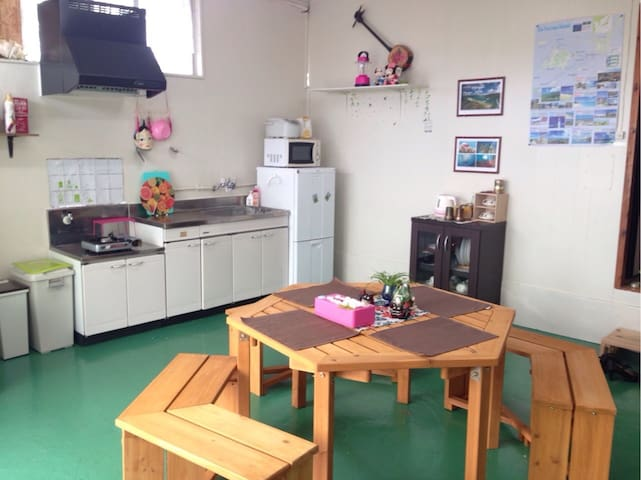Private house near Ishigaki airport - 石垣市 - Дом