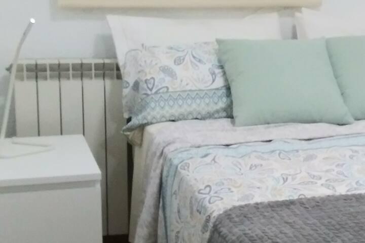 Excelente habitación, confortable!