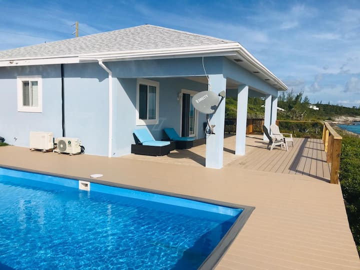 Sea Grapes Cottage with Pool