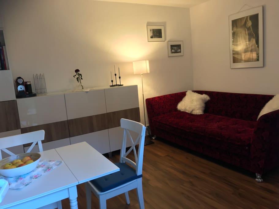 ruhiges idyll im nahetal g stesuiten zur miete in bad kreuznach rheinland pfalz deutschland. Black Bedroom Furniture Sets. Home Design Ideas