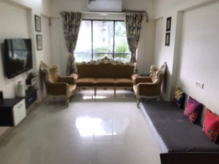 Spacious and Clean 2BHK Apartment