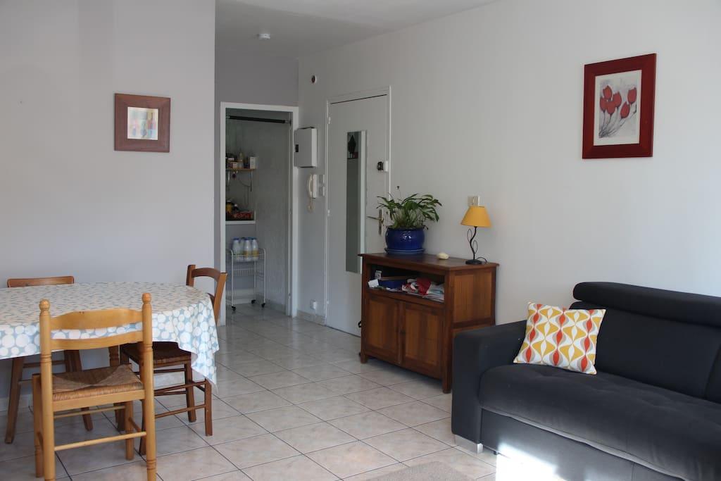 Salon - salle à manger