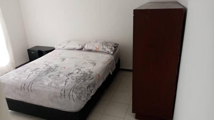Habitacion confortable