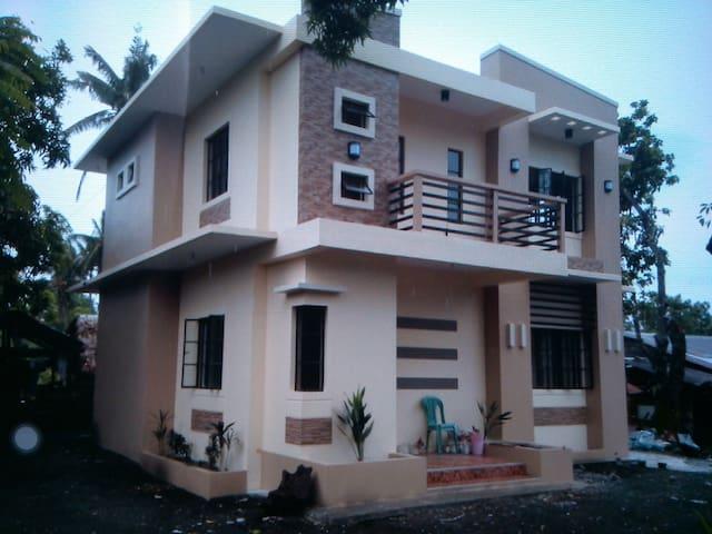 Casa Porfiria near Albay  Beach..