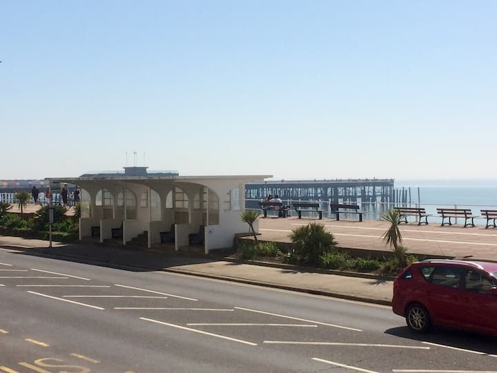 Hastings Seafront Property