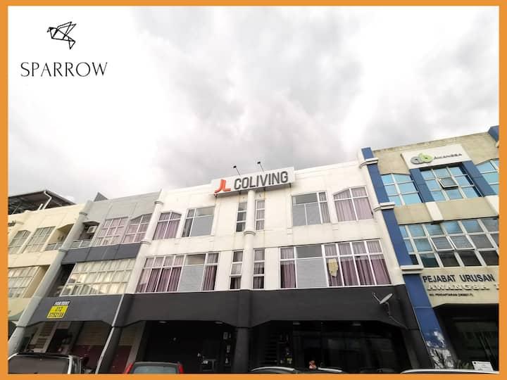 JL Co-Living USJ21 One City|Near Mall | Free WIFI