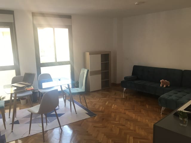 Doble room 25 min From Madrid Center