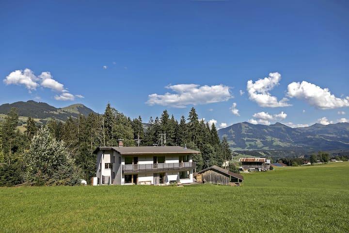 Moderne Villa mit Pool und Sauna bei Hopfgarten-Westendorf