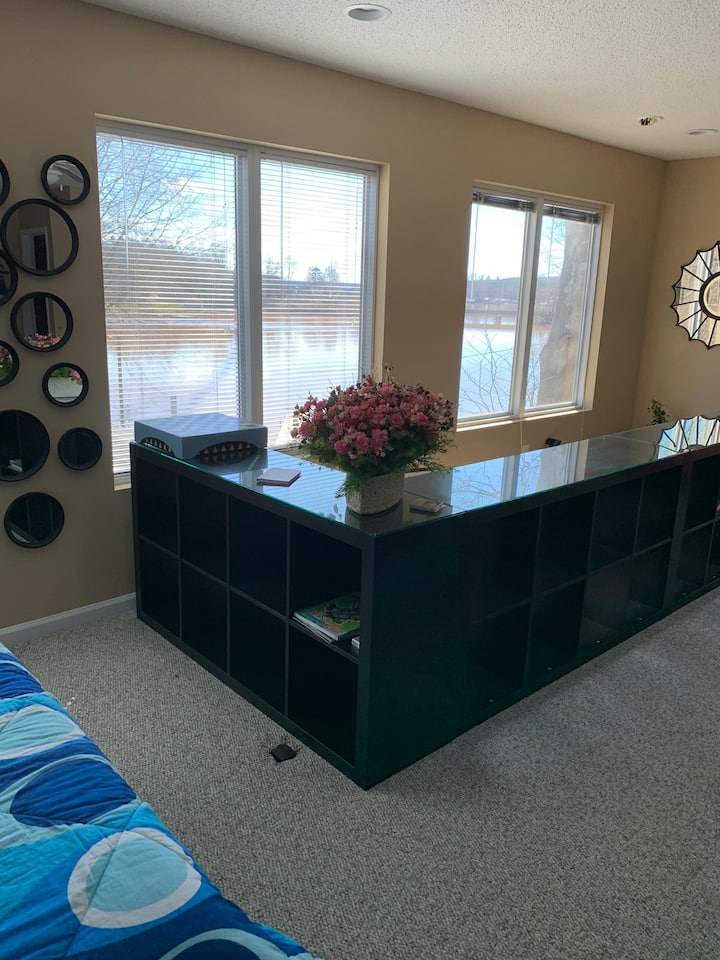 Patricia's Suite at Highrock Lake for two Adults