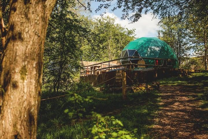 Ash Dome - Cosy Under Canvas