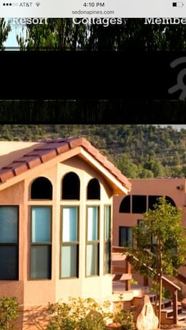Sedona Pines resort - Sedona - Departamento
