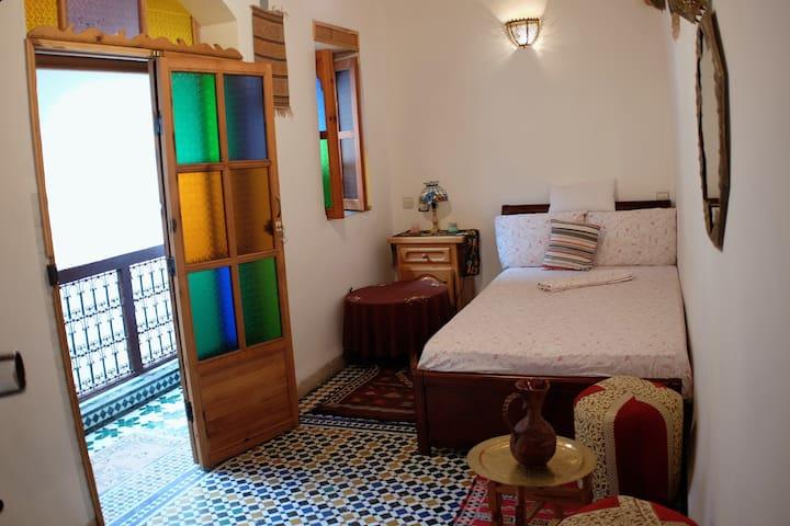 Suite double ou lits jumaux