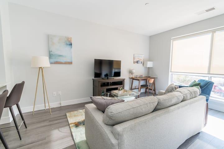 New Luxury Studio w/ amenities Downtown Fairfield