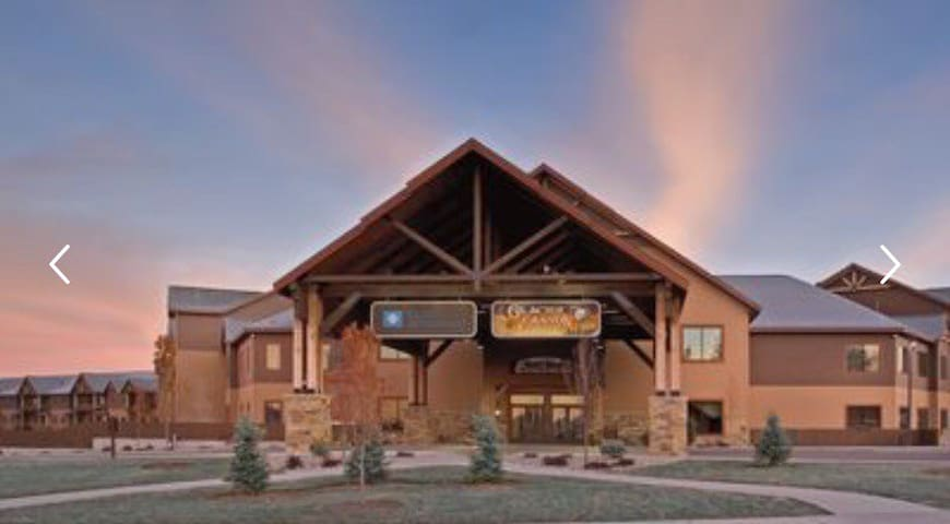 WYNDHAM Glacier Canyon 2BR Pres. Ste./July 6-11