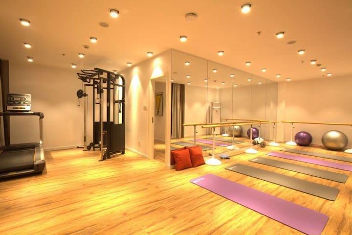 健身瑜伽房