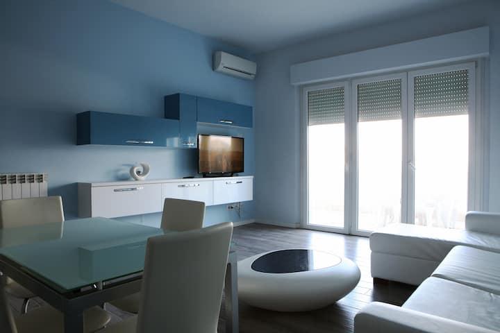 Appartamento nuovo a 100 metri dal mare (3)