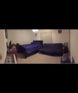 Nice Private Cozy Clean Room - Vacaville - Talo