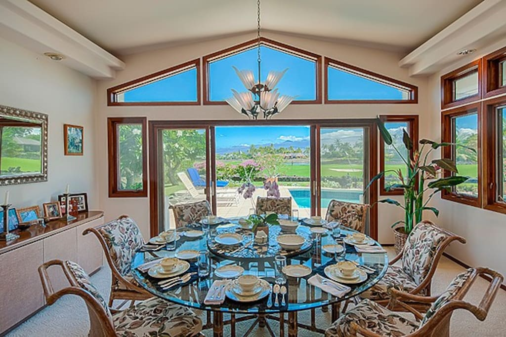 luxury oasis on the big island