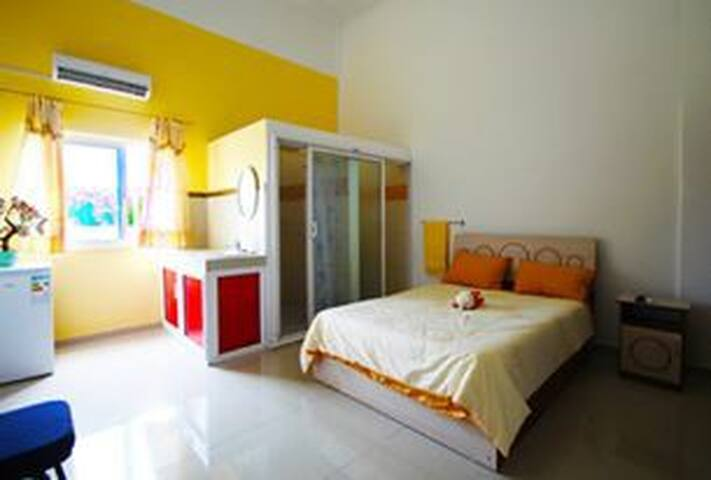 Studio, ideal for a couple - Grand Gaube - Apartmen