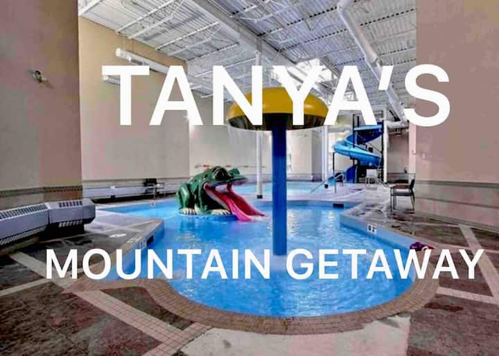 Tanya's Mountain Getaway 2BR Sleeps 6 In Canmore