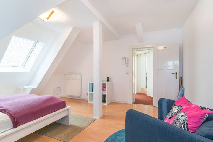 Cozy 1 bedroom flat in luxury villa - Berlin - Rumah