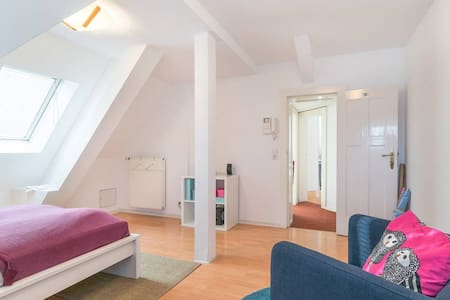 Cozy 1 bedroom flat in luxury villa - Berlin - House