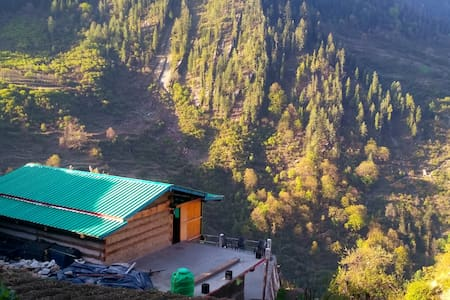 Har Ki Doon route Osla Village Jaibeer Homestay