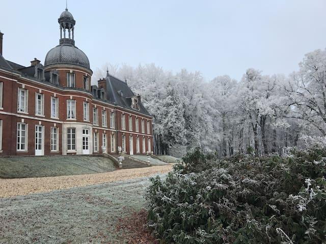 Chambre 1900 Chateau du landin - Le Landin - Castle