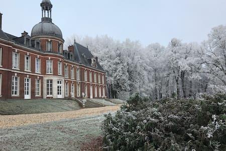 Chambre 1900 Chateau du landin - Le Landin
