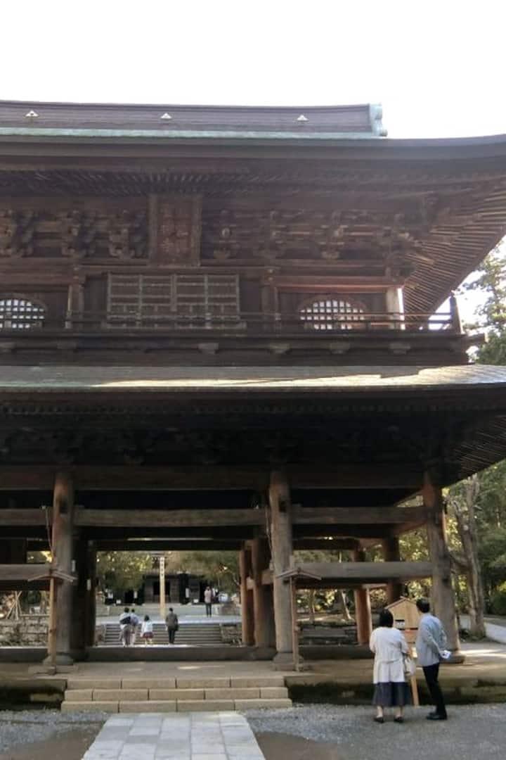Engakuji Gate