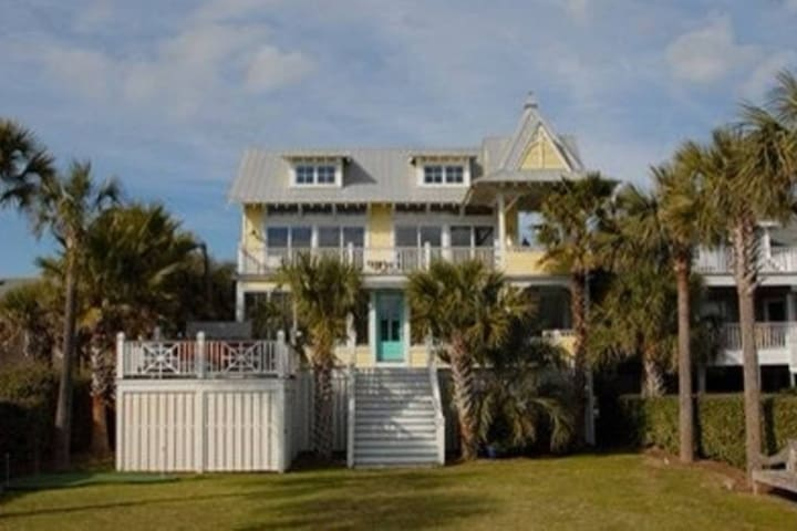 Perfect Oceanview Oasis (Isle of Palms) - Isle of Palms - Casa