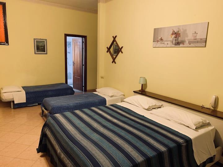 Hotel del Lago - Camera Quadrupla