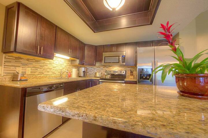 Maui Banyan G-210 - Upgraded 1-Bedroom Condo - Kihei - Kondominium