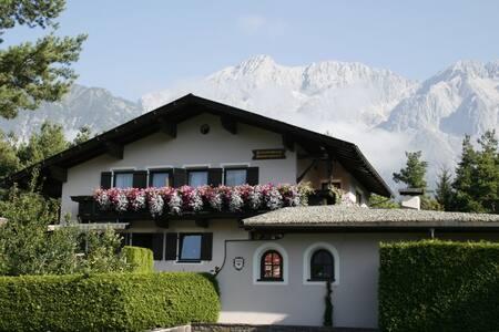 Appartement Isabella - Obermieming - Casa