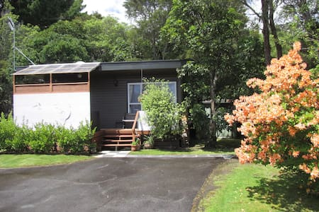 Rainbows End Cottage - Waitahanui - 小木屋