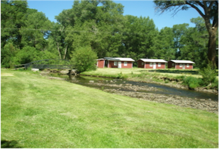 Twin Rivers Cabins and RV Park - Antonito - Sommerhus/hytte