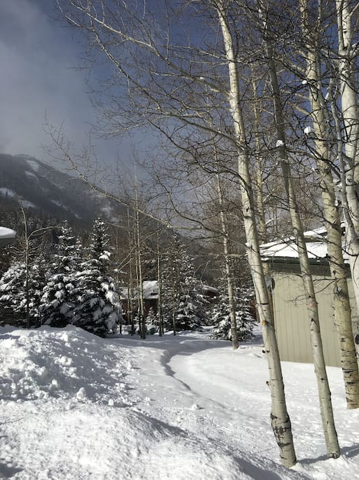 Stay in beautiful East Vail