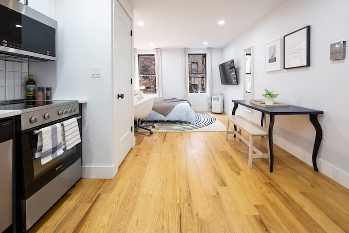 NEW Spacious Studio in the East Village, NYC
